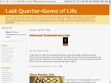 Last Quarter - Game of Life