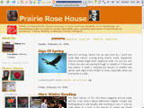 Prairie Rose House