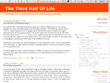 The Third Half Of Life